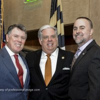 MBRG hosts Governor Hogan at luncheon